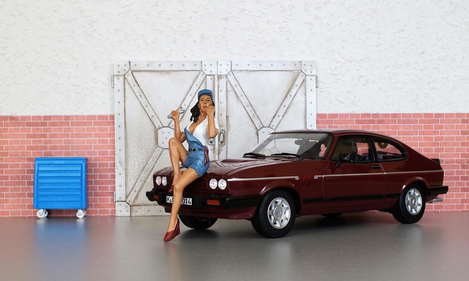 model car ford ford capri model auto oldtimer