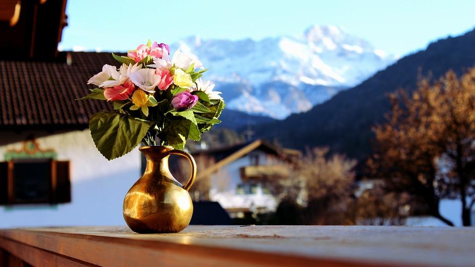 Vazen Op Balkon : Bloemen bergen vaas · gratis foto op pixabay