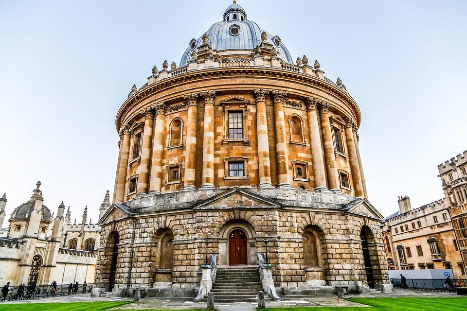Charmant Oxford, Radcliffe Camera, Architecture, Radcliffe