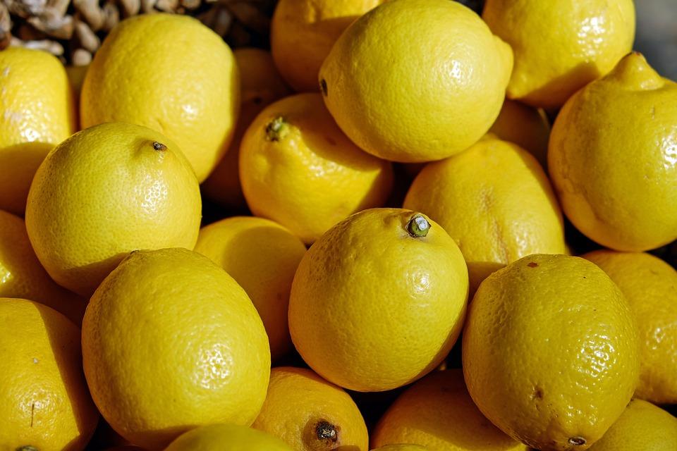 verkoudheid citroen