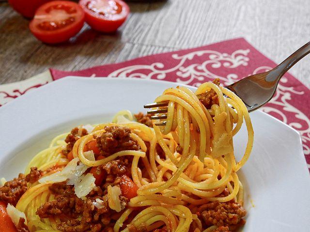パスタ, 麺, スパゲッ ティー, スパゲッティ, 食べる, 食品, 調理する