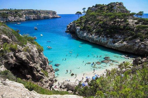 Mallorca - Balearic Agenda 2030 - wunderschöne Bucht