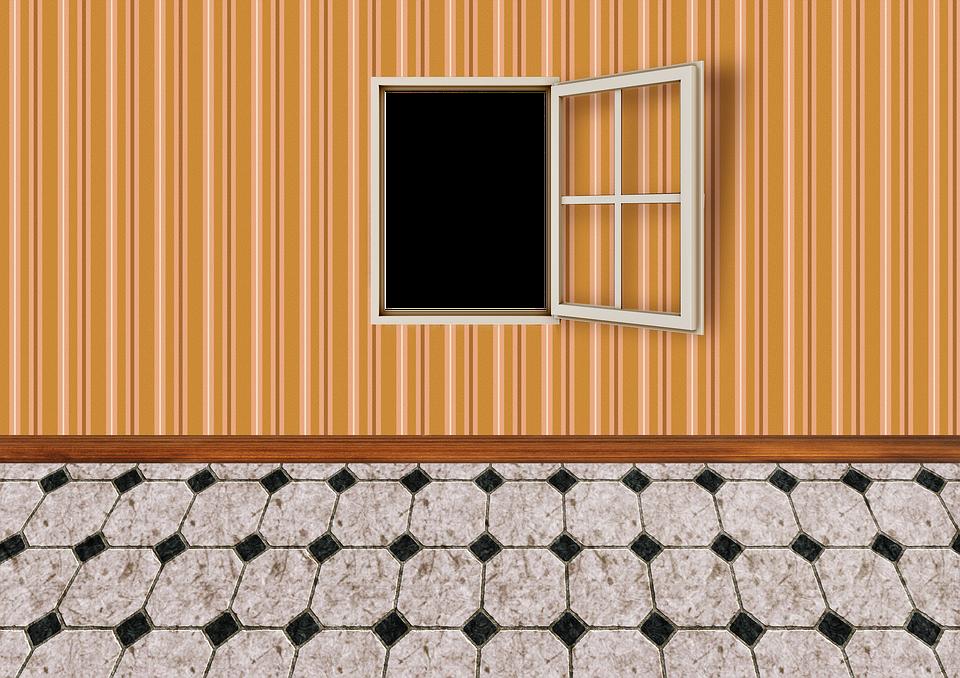 Innenraumfenster  Kostenlose Illustration: Zimmer, Leer, Innenraum, Fenster ...