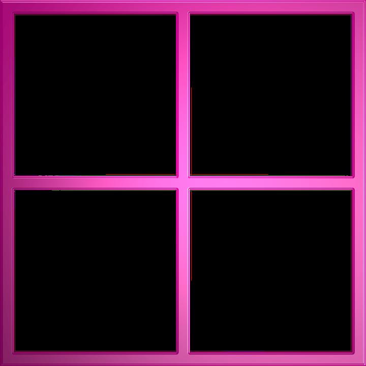 Pink Frame Border · Free image on Pixabay