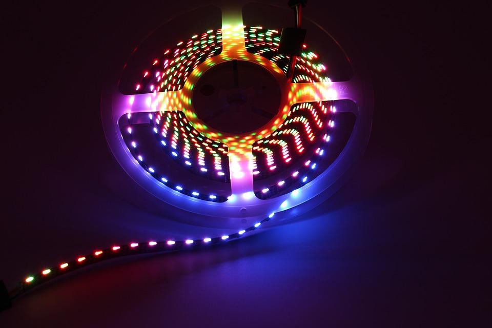 Digital Led Strip Lights, Ws2812, Xledlights
