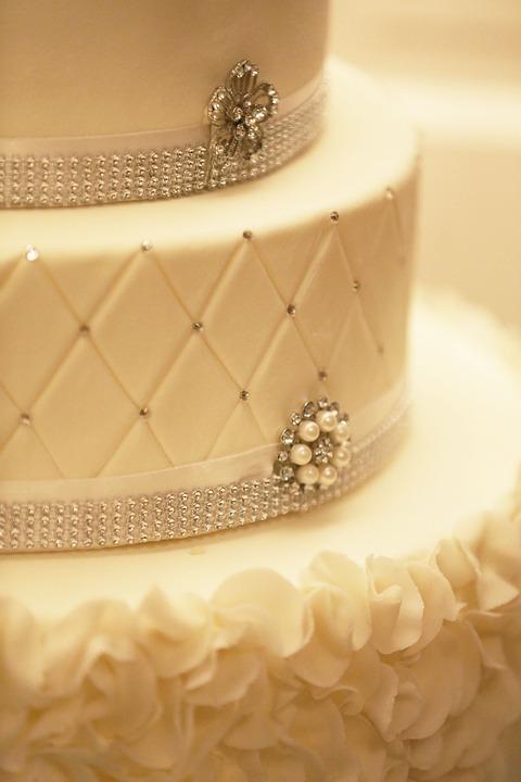 Cake Decoration Wedding-Cake · Free photo on Pixabay
