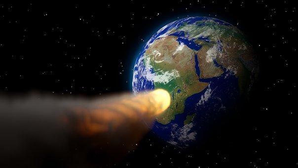 asteroid-collision