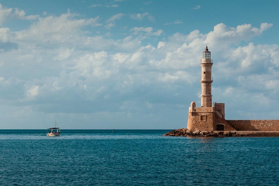 Lighthouse Sea Mood 183 Free Photo On Pixabay