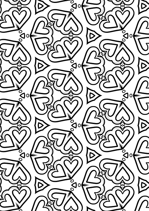 Pattern Design Pretty 183 Free Image On Pixabay