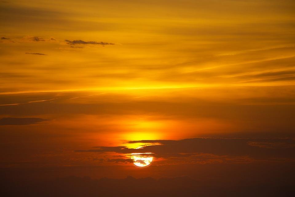 Sol Solnedgang Natur Soveværelse · Gratis foto på Pixabay