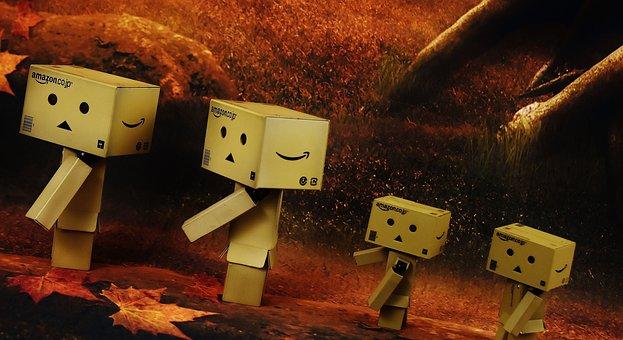 Download 8300  Gambar Animasi Kardus Sedih  Free