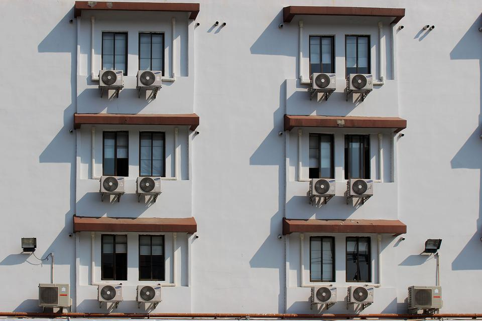 Klimatizaci, Hotel, Vzduch, Kondicionér, Ikona
