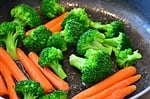 carrots, vegetables