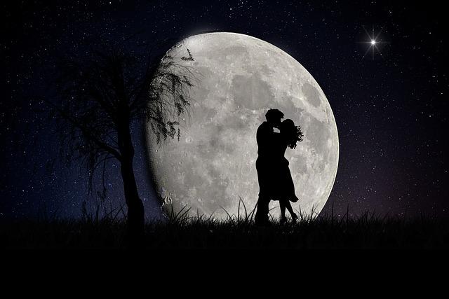 Знакомства под луной