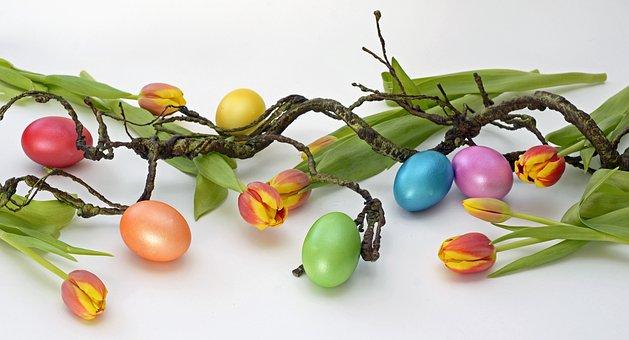Jajko, Kolor, Gotowany, Wielkanoc
