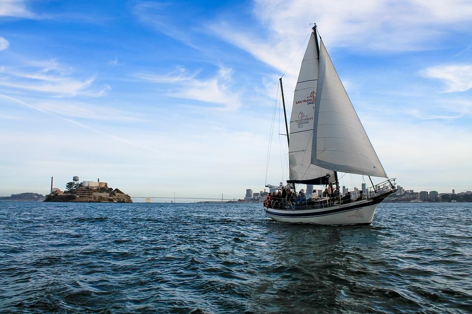 Yachts, Sail, Sea, Water, Boat, Travel