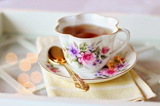 Tea Cup, Vintage Tea Cup, Tea, Cup