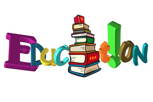 Education, Books, Letters, Font