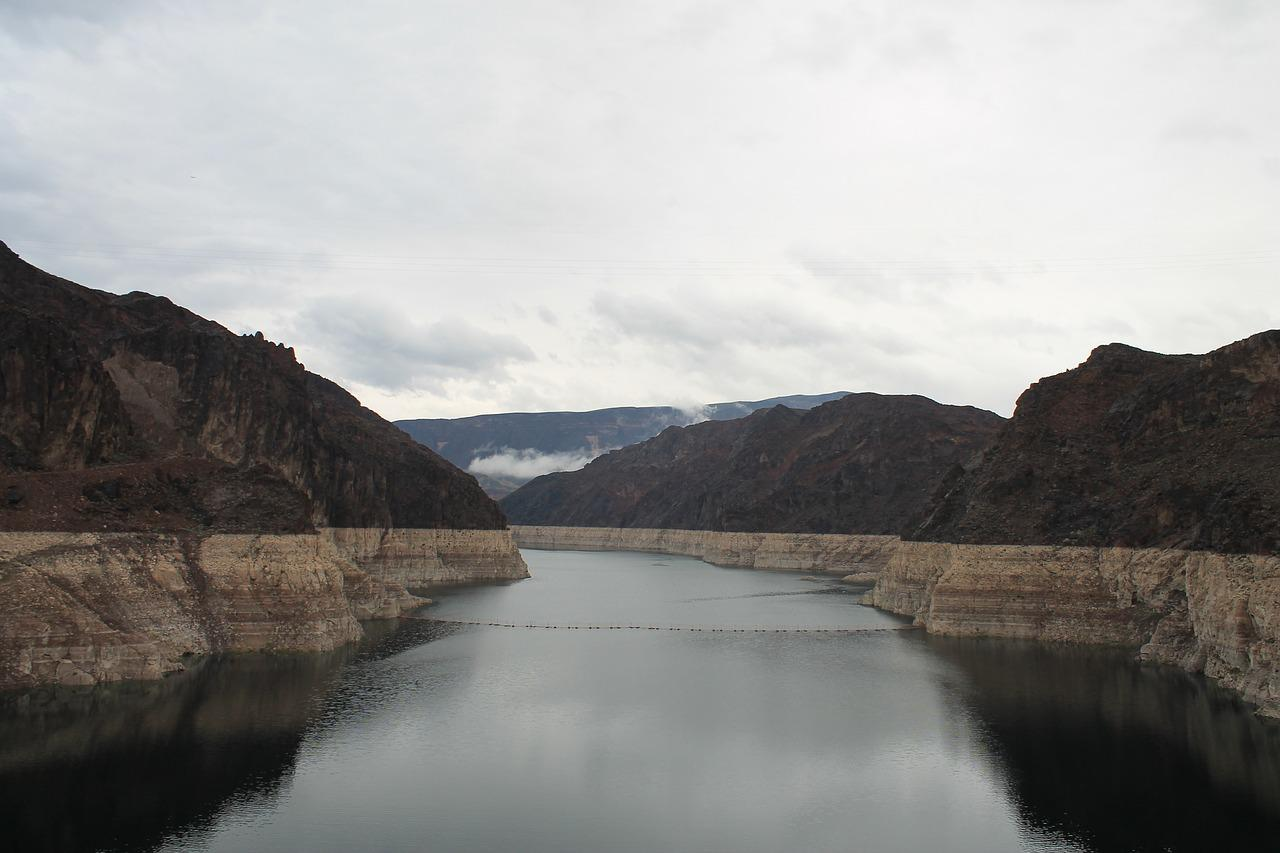 The Hoover Dam was built to last 2,000 years. Its concrete will not be fully cured for another 500 years.