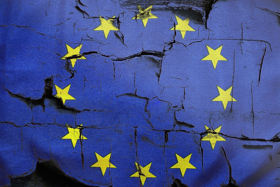 Drapeau De L'Ue, Brexit, Europe, Colombie, Uk
