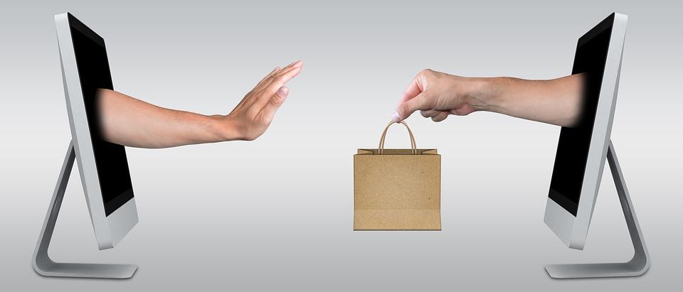 Vendas On-Line, Ecommerce, Tecnologia, Negócios, Compra