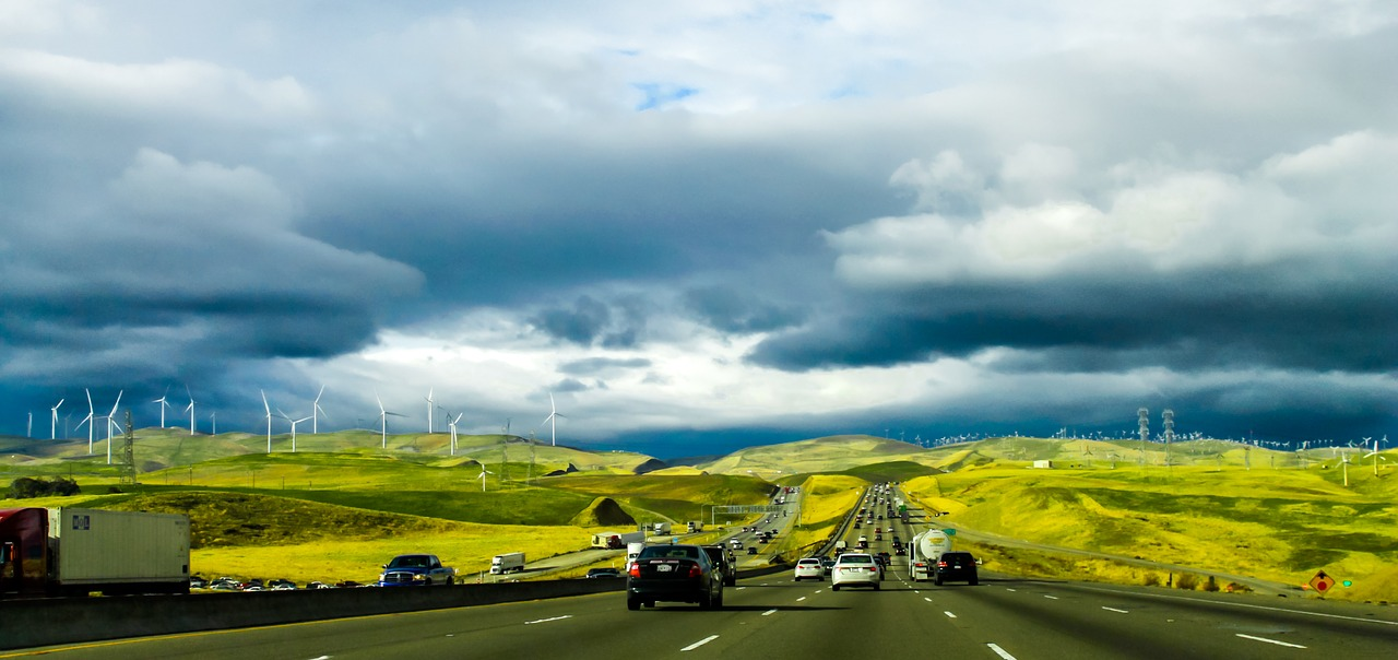 an analysis of desert winds and electrical energy in california