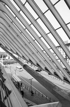 Station, Luik, Architectuur, Gebouw