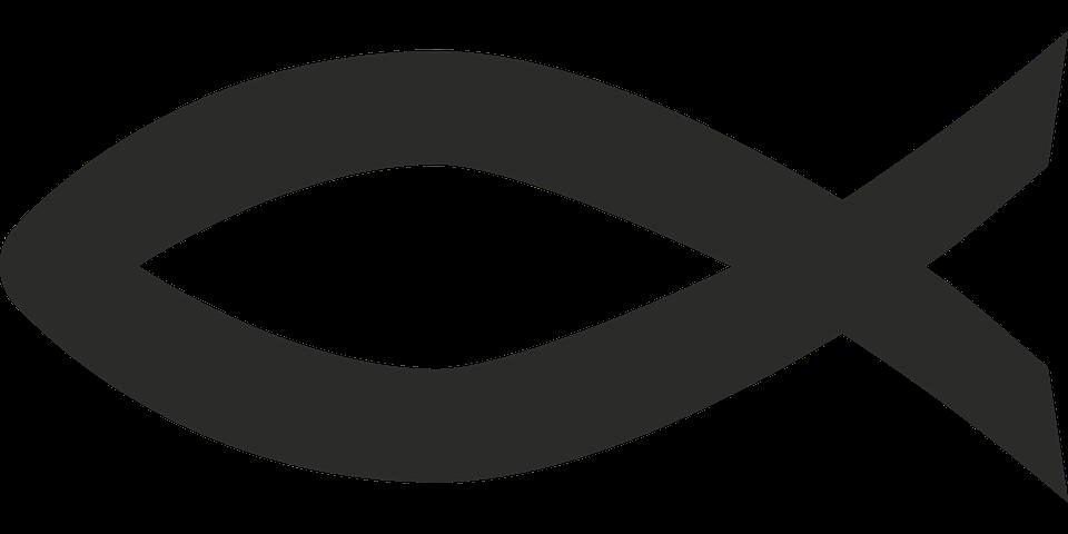 ichthys jesus christ free vector graphic on pixabay rh pixabay com