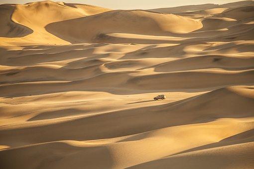 Namibia, Dunes, 4X4, Tourism, Travel