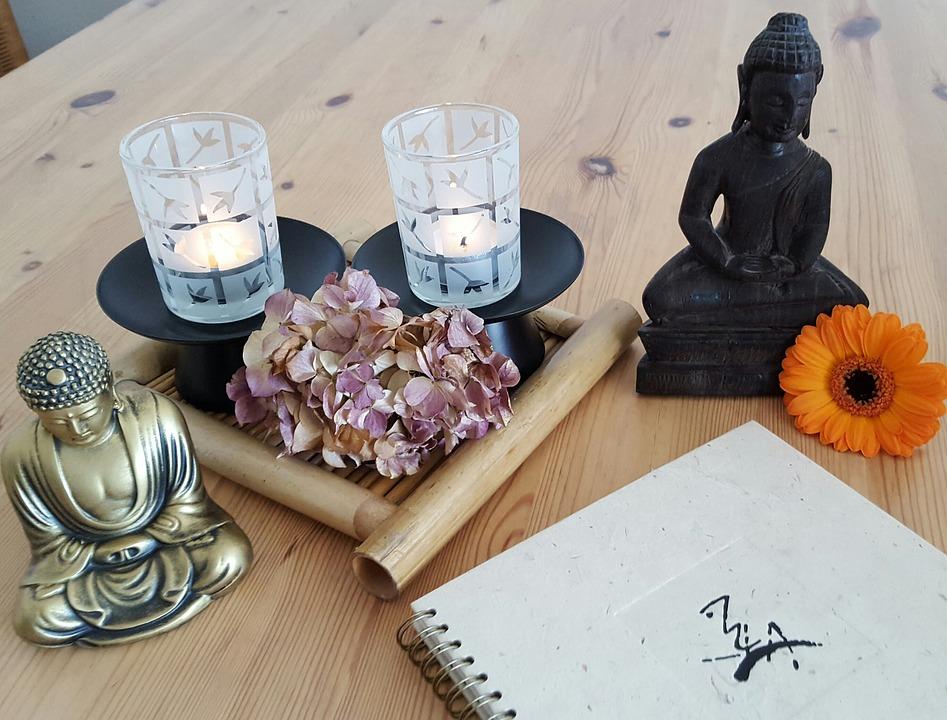 Boeddha, Ontspannen, Ontspanning, Azië, Standbeeld