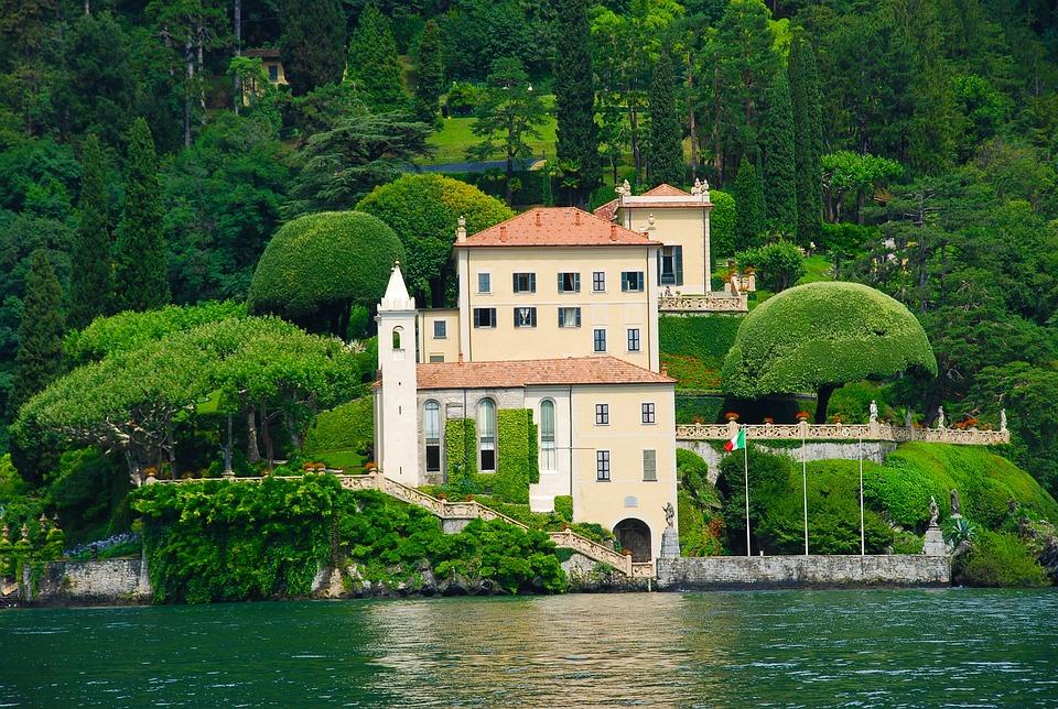 Betere Lago Di Como Italië Italiaanse - Gratis foto op Pixabay CQ-32