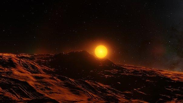 Astronomia, Spazio, Star, Mondo
