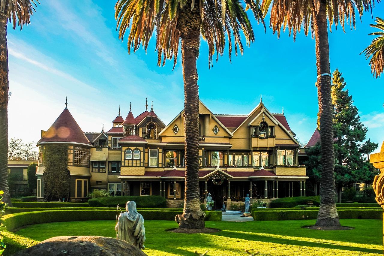 San Jose Winchester Mystery - Free photo on Pixabay