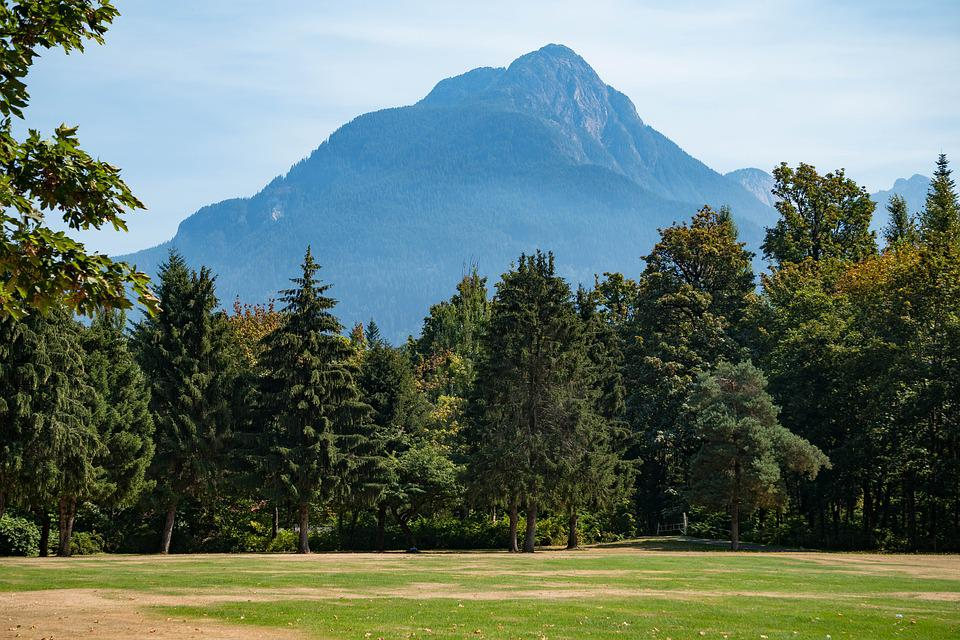 Camp Hope, Hope, Mountain, Camp, Bc, Canada, Camping