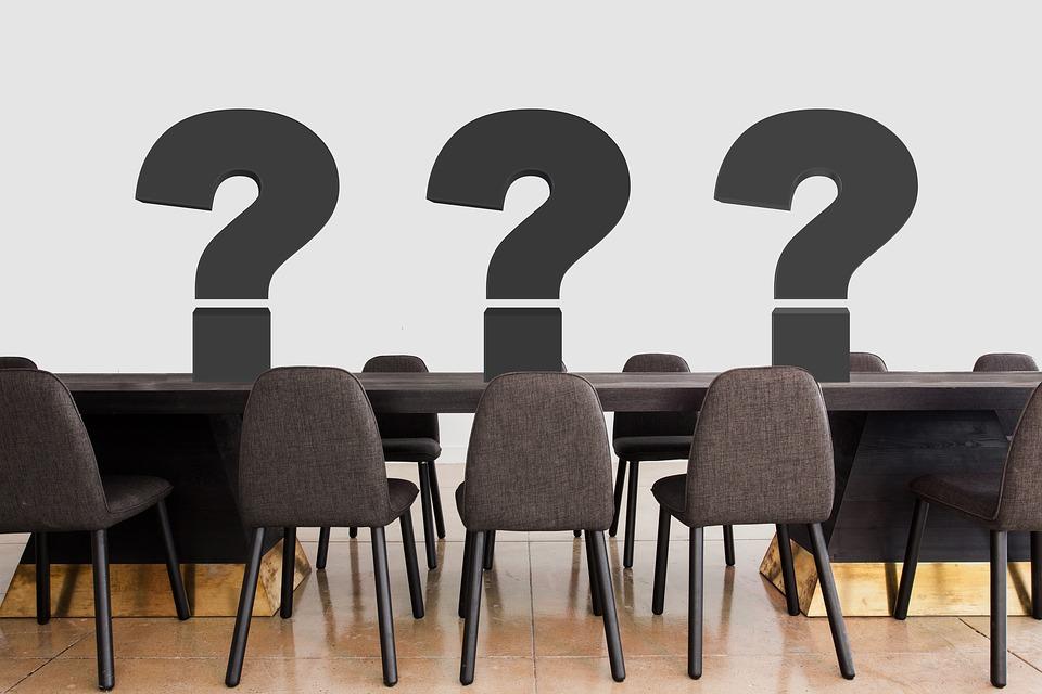 Типичные вопросы на собеседовании