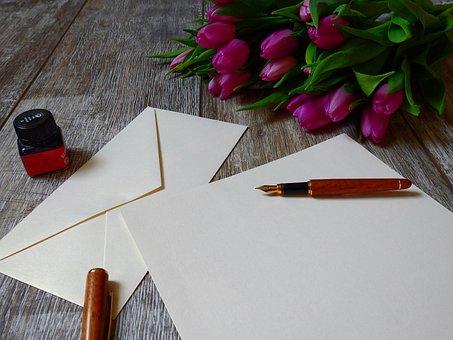 文字, 紙, コメントを残す, フィラー, 万年筆, 執筆道具, 筆記用具