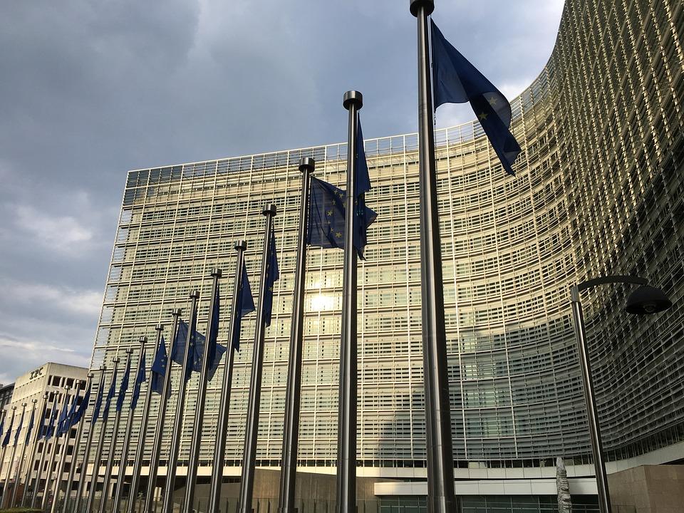 Berlaymont, Europäisch, Kommission