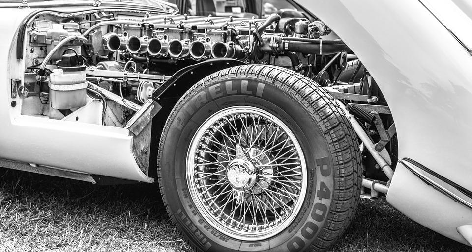 Jaguar Car Engine · Free photo on Pixabay