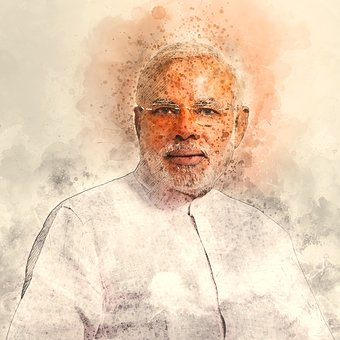 Narendra Modi, Modi