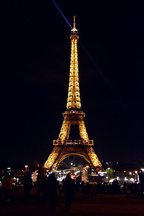 Suficiente Torre Eiffel Paris França · Foto gratuita no Pixabay YZ99