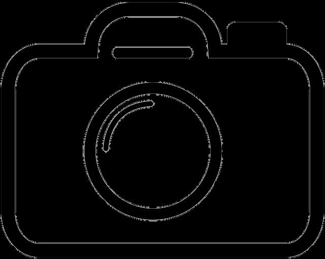 Camera The Stroke Icon · Free Image On Pixabay