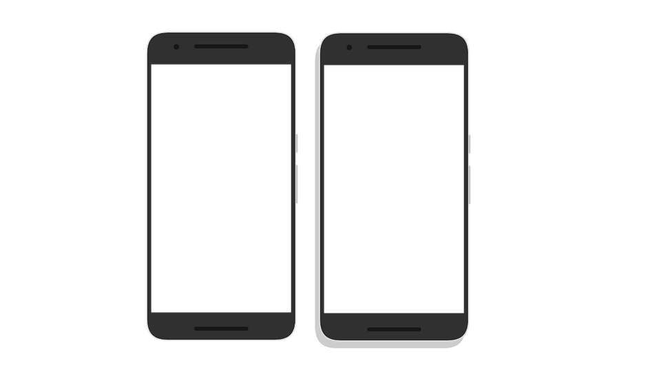 The Gallery For --> White Android Phone Png