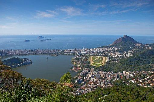 Rio De Janeiro, Vista Aérea