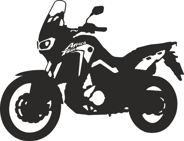 moto motorcycle honda 183 free vector graphic on pixabay
