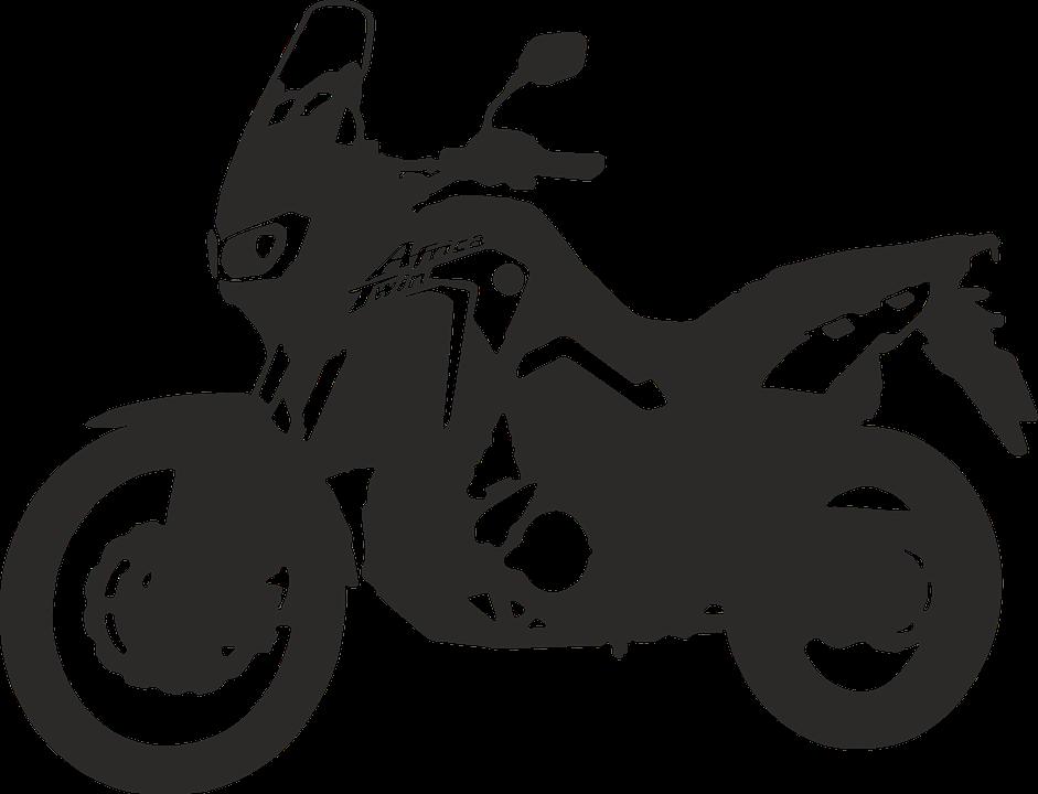 Moto Motorcycle Honda 183 Free Vector Graphic On Pixabay