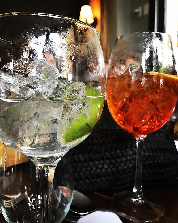 Schüssel Getränke Gin · Kostenloses Foto auf Pixabay