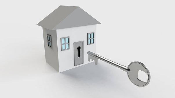 Key, House, House Keys, Home, Estate