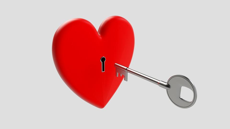 Key Heart Love Free Image On Pixabay