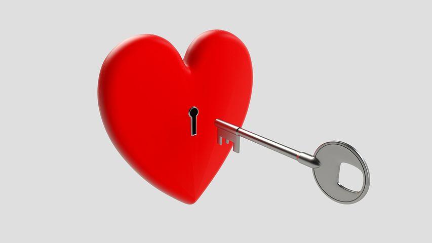Картинки с ключиками от сердца