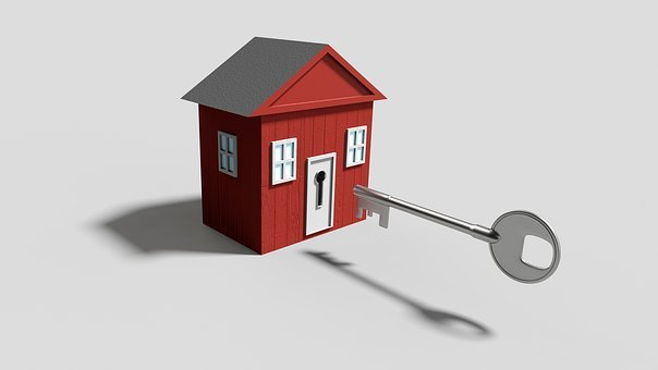 Key, House, House Keys, Home, Estate